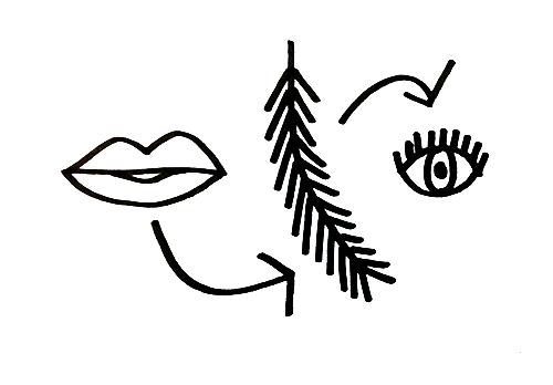 Le bénéfice 1 de Plume et de ses exercices de respiration